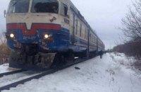В Запорожской области поезд протаранил «копейку»: погиб 26-летний водитель