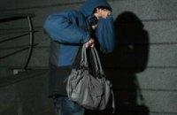 Милиционеры Днепропетровской области задержали двух человек, разворовывавших электроопоры