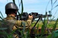 За минувшие сутки в зоне АТО получил ранения один военный, - штаб АТО