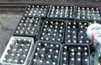 В Днепропетровске разоблачили подпольный цех по производству алкогольной продукции