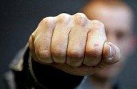 В Киеве задержан мужчина, который ударил полицейского в лицо