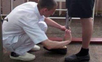Иностранцы будут обучать украинских специалистов технике протезирования, - Минсоцполитики