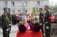 В Днепропетровской области похоронят 71 неизвестного солдата