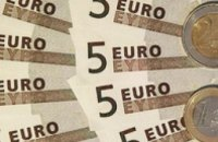 Евро на межбанке потерял 15 копеек