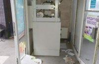 На Днепропетровщине двое 16-летних парней пытались «обнести» банкомат