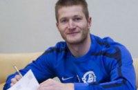 В субботу защитник «Днепра» раздаст автографы своим болельщикам