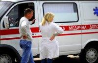 Во Львовской области водитель маршрутки умер за рулем