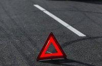 На Киевщине столкнулись BMW и грузовик: четверо погибших (ФОТО)