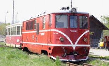 Милиция задержала юношу за угон локомотива