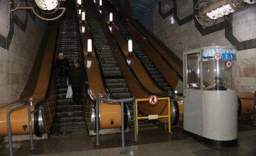 Модернизация эскалаторов в метро позволит снизить потребление электроэнергии в 2,5 раза
