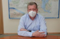 Звернення директора міського департаменту охорони здоров'я населення щодо значного спалаху захворювань COVID-19 у Дніпрі