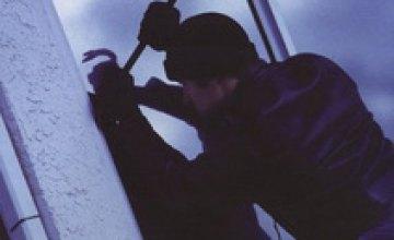 В Днепропетровске на 30% выросло количество квартирных краж
