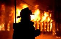 В Днепре горел жилой дом: есть погибшие