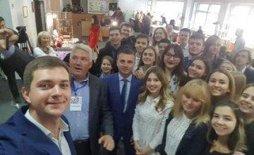GeoFest 2018 - это популяризация украинского высшего образования, - Глеб Пригунов
