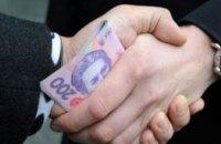 На Днепропетровщине патрульный хотел получить взятку в 40 тыс. грн