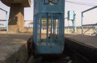 В 2011 году канатная дорога на Комсомольский остров работать не будет