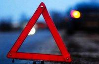 На Днепропетровщине легковушка сбила пешехода: пострадавшая госпитализирована
