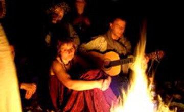 Молодежный фестиваль туристической песни состоится в Днепропетровске