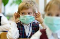 В Днепре из-за гриппа и ОРВИ закрыли 543 класса