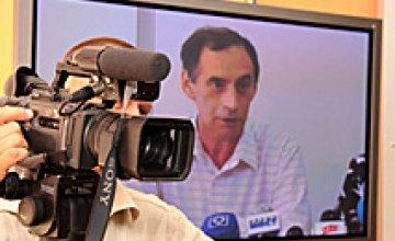 Круглый стол «Конфликт Украины с Россией на фоне войны в Южной Осетии» в пресс-центре ИА «НОВЫЙ МОСТ» (фото)