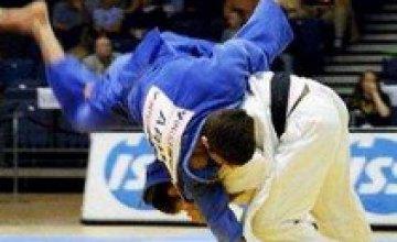 Днепропетровская дзюдоистка стала победительницей международного турнира