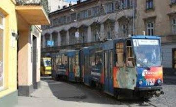 11 ноября трамваи №1 будут следовать изменённым маршрутом