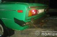 На Днепропетровщине 50-летний харьковчанин украл автомобиль