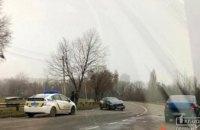 В Кривом Роге столкнулись такси и авто амбулатории (ФОТО)