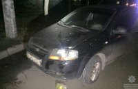 В Кривом Роге школьник попал под машину на пешеходном переходе