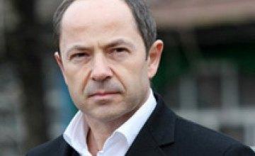 Сергей Тигипко – второй в президентском рейтинге