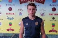 Днепрянин получил бронзовую медаль на Чемпионате Украины по боксу среди юниоров