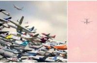 Украина прекращает международное авиасообщение