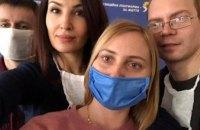 В Днепропетровской области «ОП-За жизнь» ведет самую активную работу по противостоянию коронавирусу