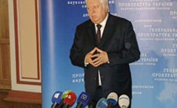 Открытие дома в Днепропетровске должно послужить примером для всех регионов Украины, - Виктор Пшонка