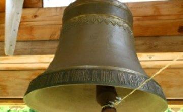 В ближайшие дни на Преображенском соборе в Днепропетровске установят «царь-колокол»