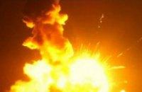 В Луганской области боевики подорвали грузовик с украинскими военными