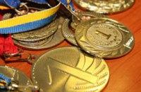 В 2009 году Украина завоевала 224 олимпийские медали