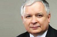 При крушении Ту-154 погиб президент Польши