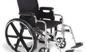 Фонд «Наш дом – Днепропетровск» передал инвалидам современные коляски и ходунки