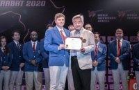 Уперше за 13 років на Олімпійських іграх запрошено суддю від України – з Дніпра