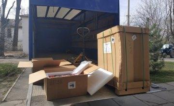 Борис Филатов: в  Днепр прибыли еще 20 аппаратов ИВЛ, которые город приобрел за свой счет