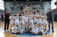 Дніпровські спортсмени стали чемпіонами Всеукраїнської юнацької баскетбольної ліги