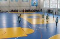 В новом мультиспортивном зале ВСК «Юность» Павлоградского химзавода прошли первые городские соревнования по мини-футболу среди д