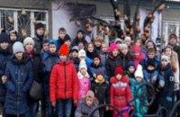 Как дети-сироты из Днепропетровщины открывали для себя родину Котляревского и Гоголя
