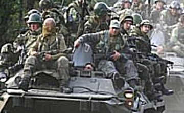 США: русские танки идут на Тбилиси