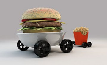 McDonalds будет доставлять еду на дом