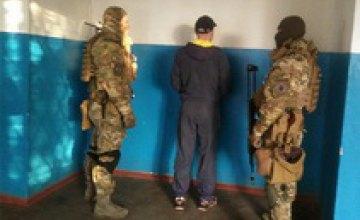 В Никополе спецназ задержал мужчину, который насмерть сбил двух молодых девушек (ВИДЕО)