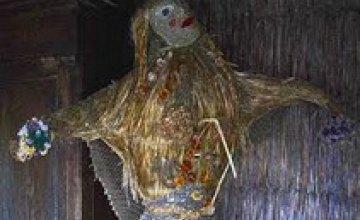 В честь празднования Масленицы в Днепропетровске сожгут чучело