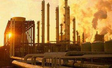 Объем производства промышленной продукции на предприятиях Днепродзержинска сократился на 24,8% в октябре 2008 года