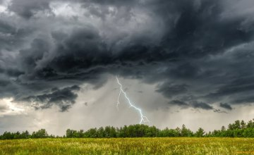 До конца дня в Днепре и области сохранятся сложные погодные условия
